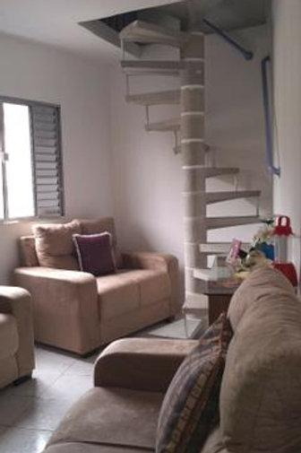 Casa - Jardim Almeida Prado - 2 Dormitórios