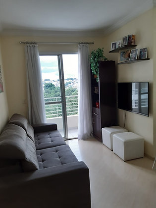 Apartamento - Jardim Monte Alegre - 2 Dormitórios