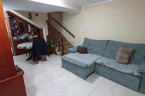 Sobrado - Parque Jabaquara - 3 Dormitórios