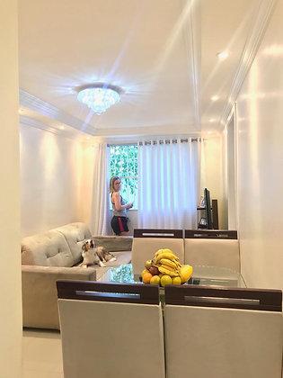 Apartamento - Parque Santo Antônio - 2 Dormitórios