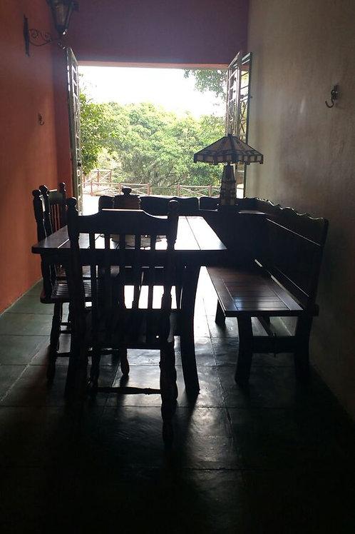Chácara - Santa Isabel - 4 Dormitórios (Aceita Financiamento)