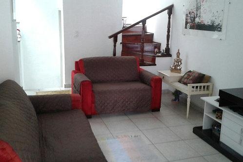 Casa De Condomínio - Capão Redondo - 3 Dormitórios