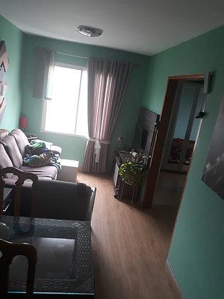 Apartamento - Vila das Belezas - 2 Dormitórios (Á Vista)