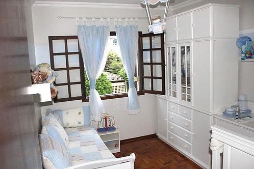Casa - Jardim Bélgica - 3 Dormitórios