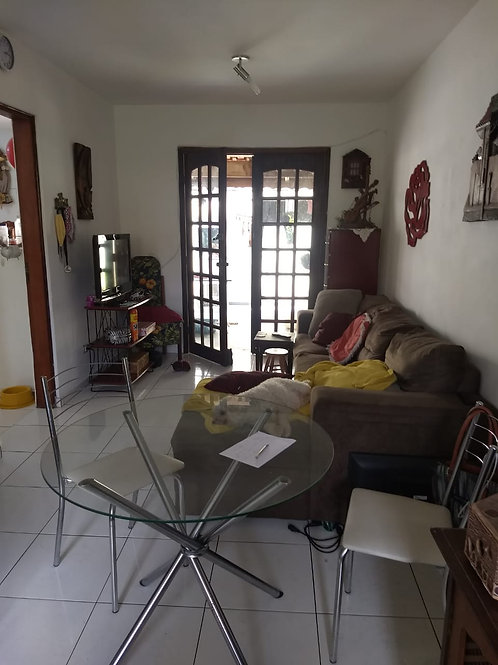 Sobrado - Chácara Santa Maria - 2 Dormitórios