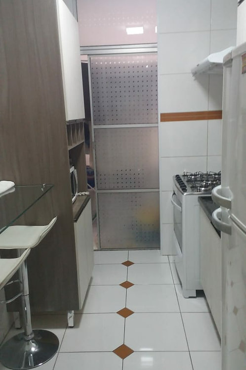 Apartamento -Jardim Mitsutani  - 2 Dormitórios (Aceita Financiamento)