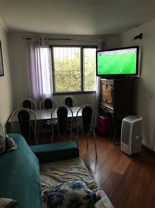 Apartamento - Grajaú - 2 Dormitórios
