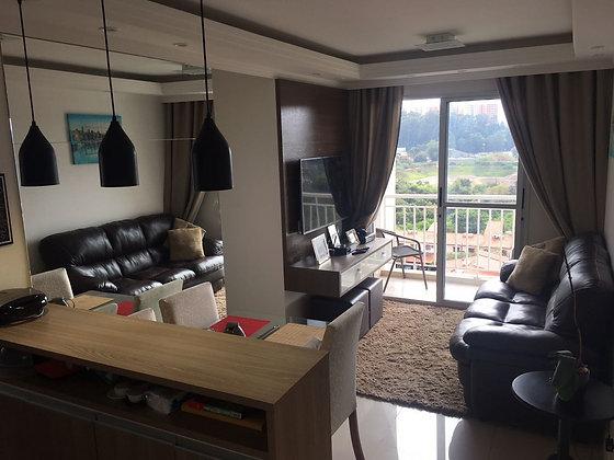 Apartamento - Pirajussara - 3 Dormitórios