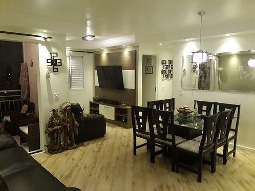 Apartamento - Água Funda - 3 Dormitórios