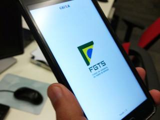 Caixa Econômica contabiliza R$ 24,4 bilhões em saques das contas inativas do FGTS