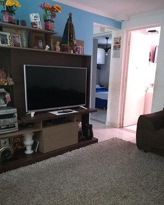 Apartamento - Jd Catanduva - 2 Dorm
