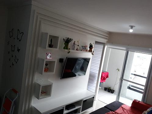 Kitnet  - Cambuci - 1 Dormitório (Aceita Financiamento)