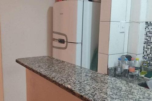 Apartamento/Litoral - São Vicente - 1 Dormitório