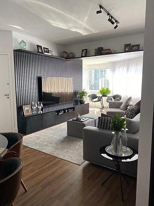 Apartamento - Brooklin Paulista - 2 Dormitórios
