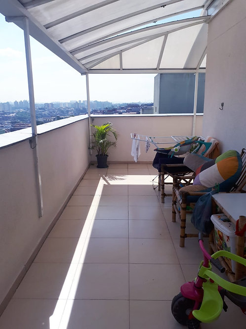 Apartamento - Pq. Santo Antônio - 3 Dormitórios
