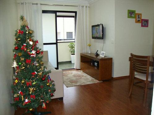 Apartamento - Jabaquara - 3 Dormitórios - Aceita Financiamento