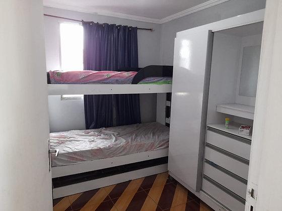 Apartamento - Chacara Santa Maria - 2 Dorm