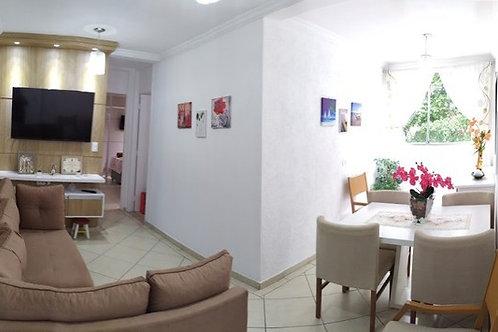Apartamento - Jd Esmeralda - 2 Dorm