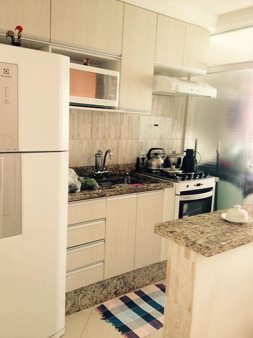 Apartamento com 02 Dorm Horto do Ipê