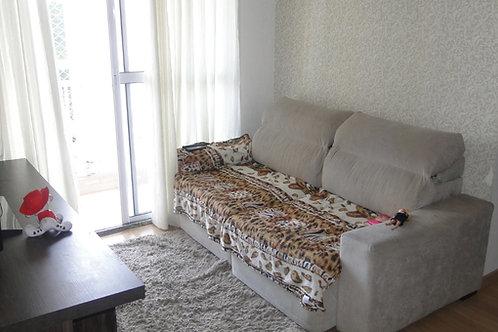 Apartamento Pq. Rebouças - 2 Dormitórios (Aceita Financiamento)