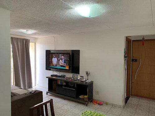 Apartamento - Jardim Santa Mônica - 2 Dormitórios