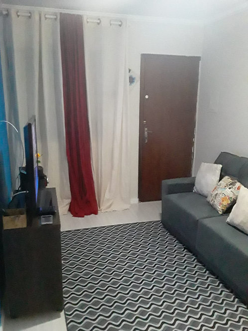 Apartamento - Parque Santo Antônio - 2 Dormitórios (Á Vista)