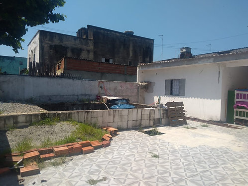 Casa -Praia Grande - 2 Dormitórios- (Aceita Financiamento)