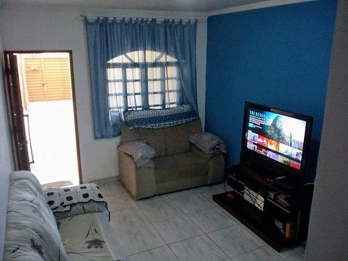 Sobrado - Cidade Dutra - 2 Dormitórios