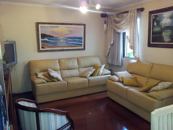 Apartamento - Vila Caravelas - 2 Dormitórios