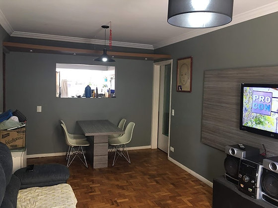 Apartamento - Paraisópolis - 3 Dormitórios (Aceita Financiamento)