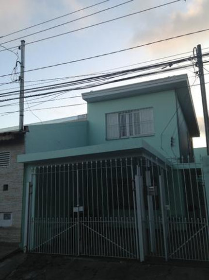 Casa - Jardim Guarapiranga - 2 Dormitórios