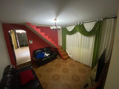 Casa - Parque Novo Santo Amaro - 3 Dormitórios