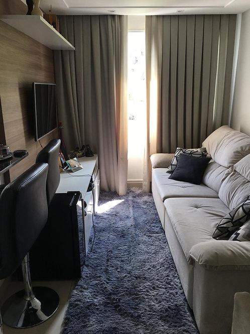 Apartamento - Horto do Ipê- 2 Dormitórios