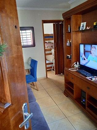 Apartamento - Chácara Santa Maria - 2 Dormitórios