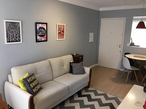 Apartamento\Locação - Paraisópolis - 2 Dormitórios