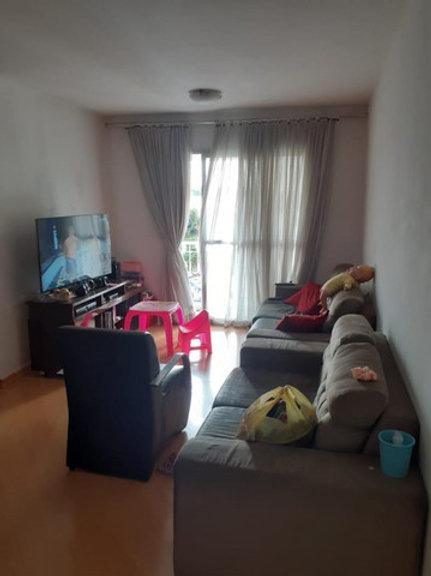 Apartamento - Vila Cruzeiro - 3 Dormitórios