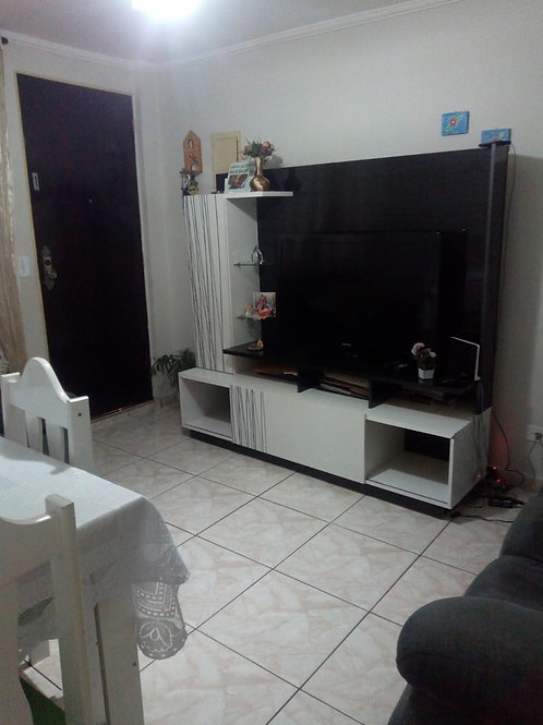 Apartamento - Jardim Guarujá - 2 Dormitórios