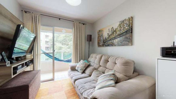 Apartamento - Paraíso do Morumbi - 3 Dormitórios