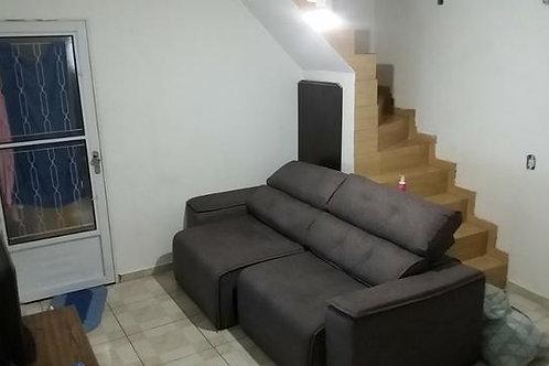 Casa\Litoral - Itanhaém - 2 Dormitórios (À Vista)