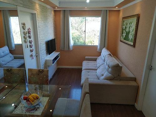 Apartamento - Jardim Marilu - 3 Dormitórios