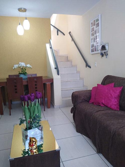 Casa de condomínio - Vila Campestre - 2 Dormitórios