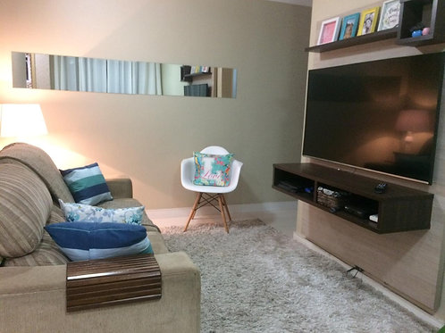 Apartamento - Guarapiranga - 2 Dormitórios (Aceita Financiamento)