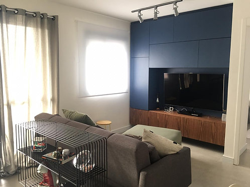 Apartamento - Vila Santa Catarina - 2 Dormitórios (Aceita Financiamento)