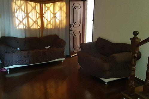 Casa - Jd. Catanduva - 3 Dormitórios (Aceita Financiamento)
