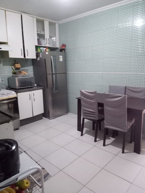 Sobrado - Vila Das Belezas - 3 Dormitórios