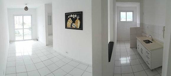 Apartamento - Praia Grande - 2 Dormitórios