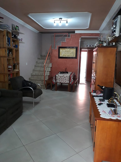 Sobrado - Vila Campestre - 3 Dormitórios