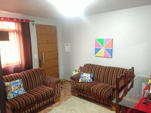 Apartamento - Jd dom José - 2 Dormitórios (À Vista)