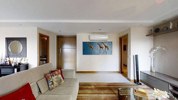 Apartamento - Brooklin Paulista - 3 Dormitórios