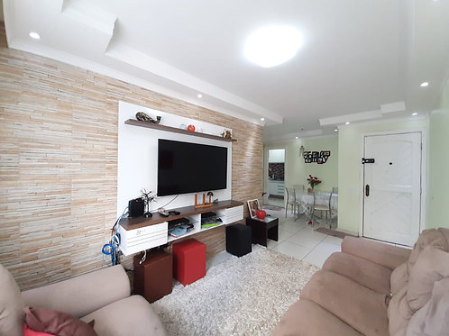 Apartamento - Jardim Germânia - 3 Dormitórios